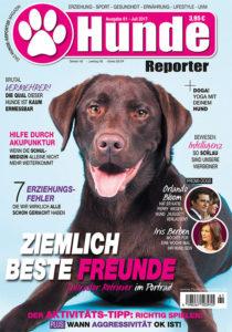 Hundereporter Magazin Ausgabe 61