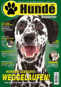 Hundereporter Magazin Ausgabe 77