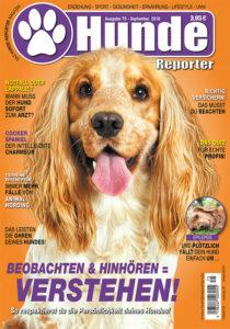 Hundereporter Magazin Ausgabe 75