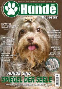 Hundereporter Magazin Ausgabe 80